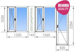 Цены на пластиковые окна в ii-68 - от 9 000 руб. - okna stre.