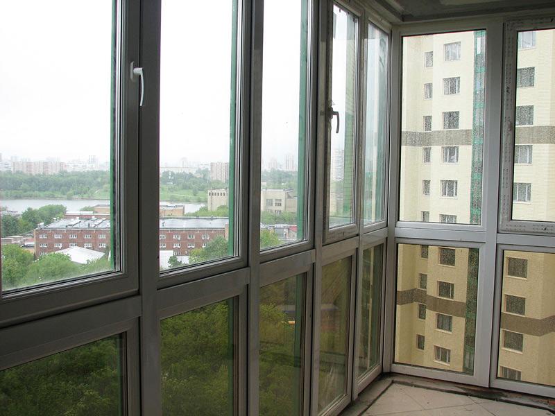 Остекление балкона сплошное ремонт балконов волоколамск