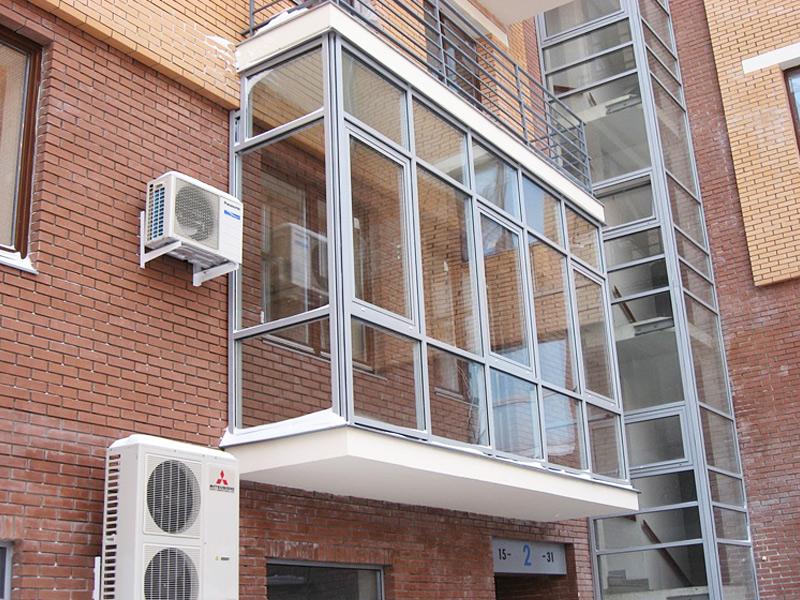 Остекление балкона цена в казани остекление балкона в великом новгороде