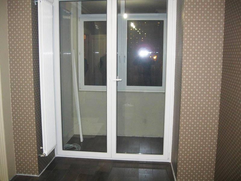 дверь балконная купить москва