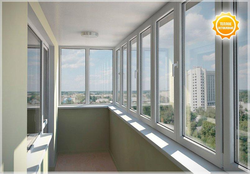 Остекление балконов в москве рехау остекление балконов ключ