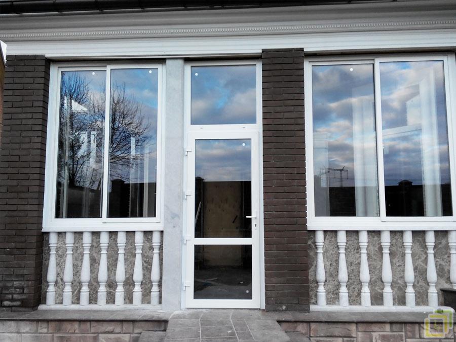Минус раздвижных балконных окон..