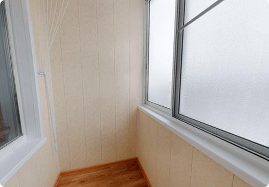 Остекление балконов и лоджий алюминиевым профилем provedal -.