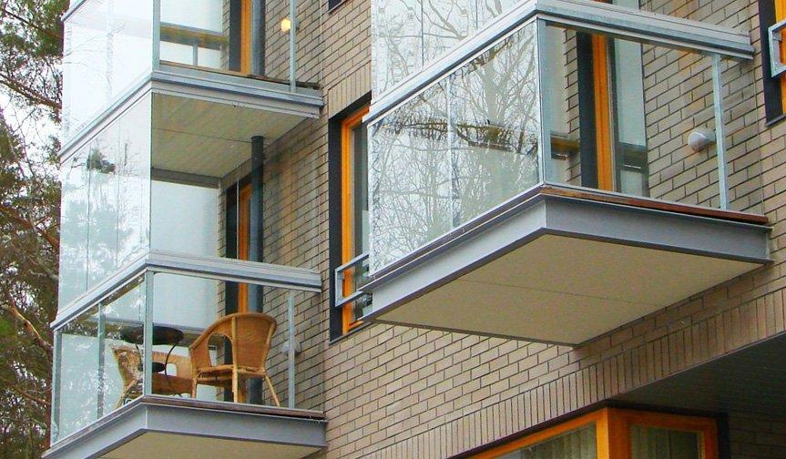 Истоконти - балконные работы под ключ от остекления до отдел.