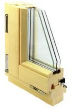 Купить деревянные окна Эконом