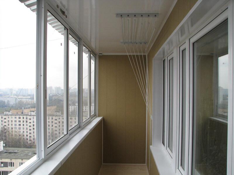 Узловая ремонт балконов алюминевые раздвижные.